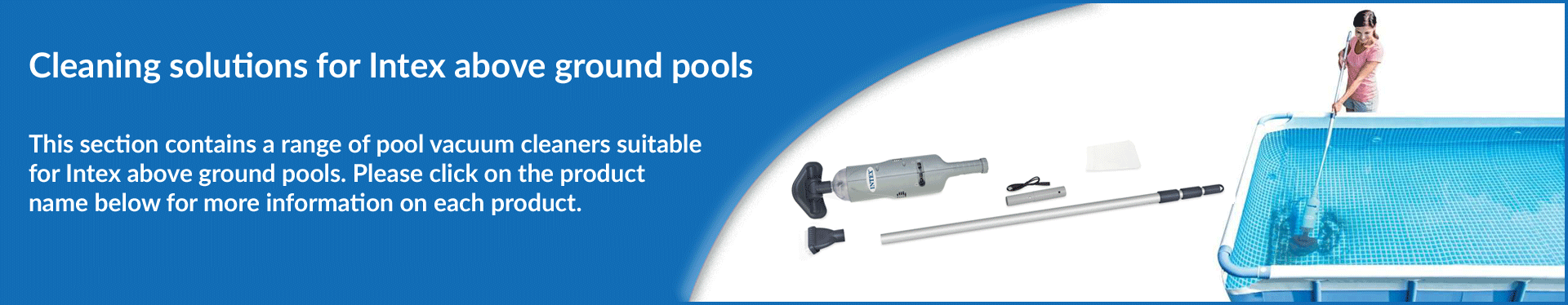 Intex Pool Cleaners