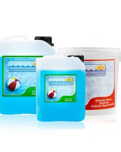 Deluxe Winterising Kit (Pools up to 30,000 gallons)