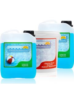Maxi Deluxe Winterising Kit (Pools up to 40,000 gallons)