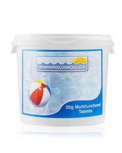 20g Multifunctional Tablets - 5kg
