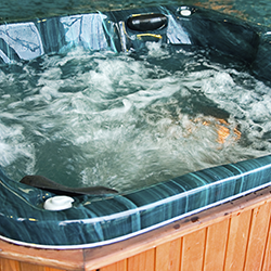 Maintaining your Spa